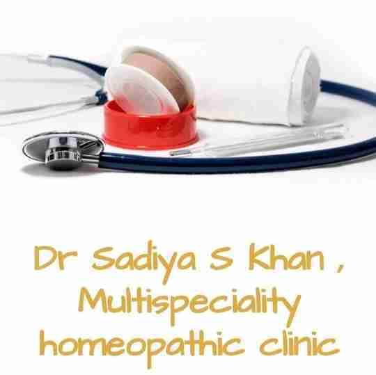 Dr. Sadiya Khan's profile on Curofy