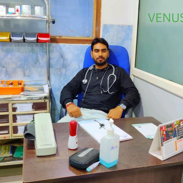 Dr. Deepanshu Dhiman's profile on Curofy