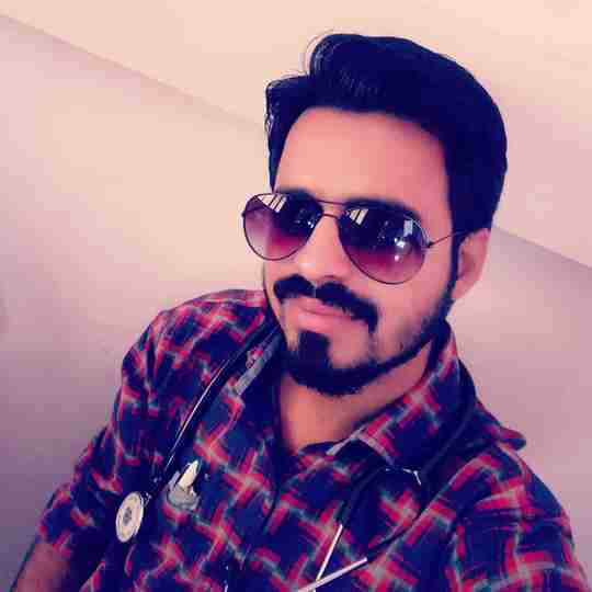 Dr. Rajendra Mahajan's profile on Curofy