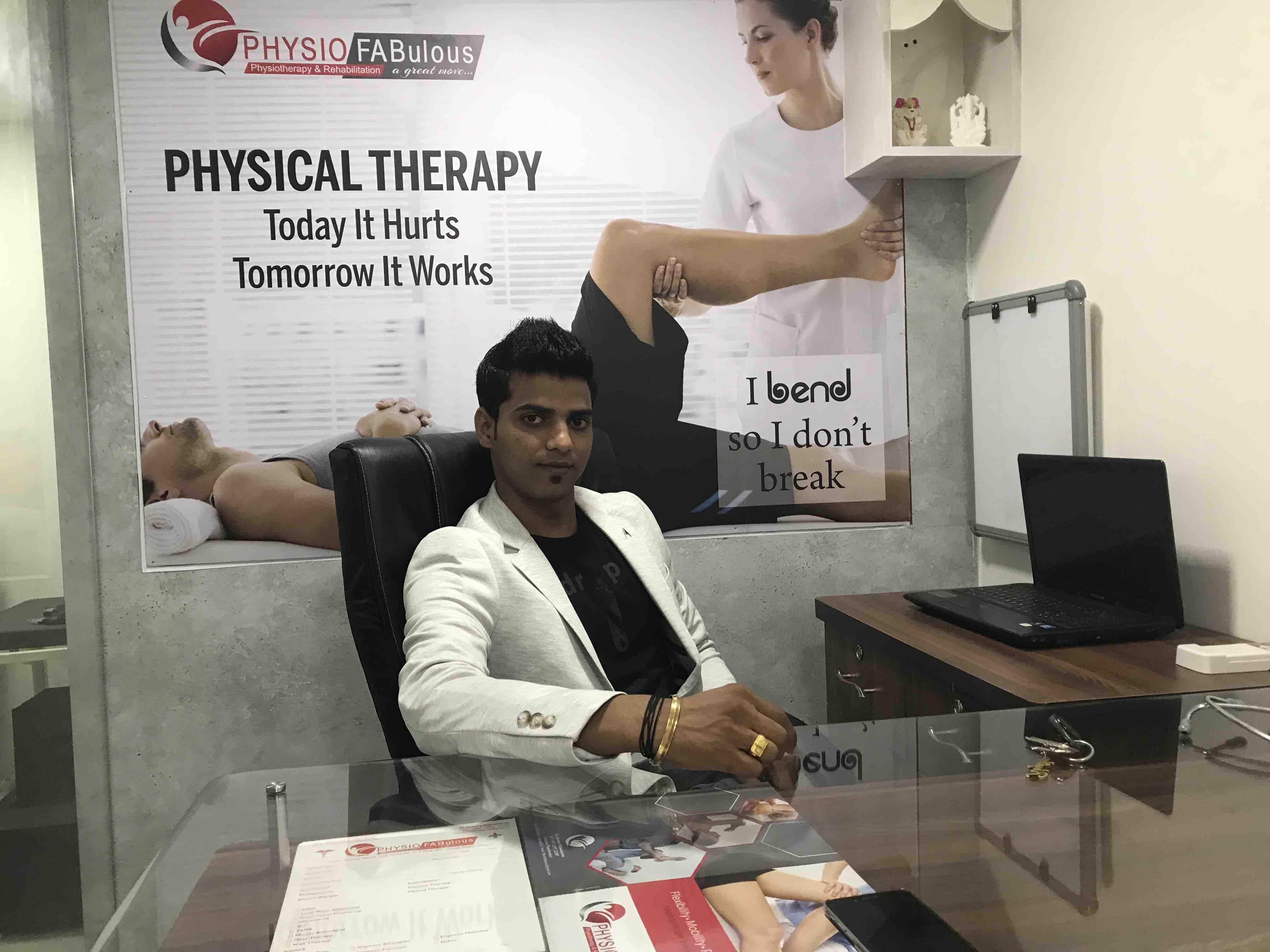 Jitendra Vishwakarma's profile on Curofy