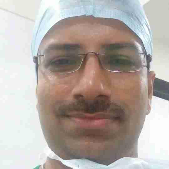 Dr. Gautam Chhajed's profile on Curofy