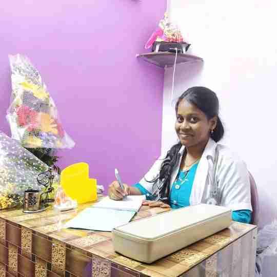 Dr. Saipratima Gandham's profile on Curofy