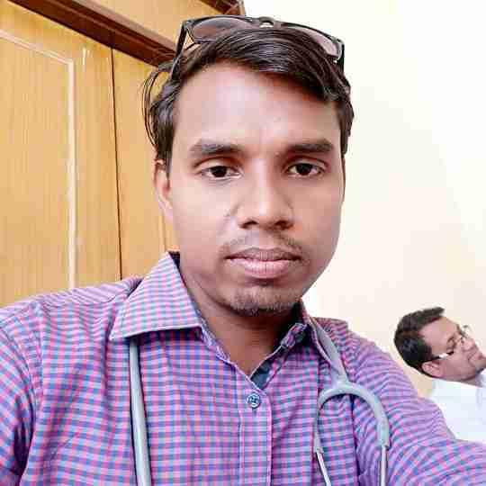 Dr. Mukesh Kumar Maida's profile on Curofy