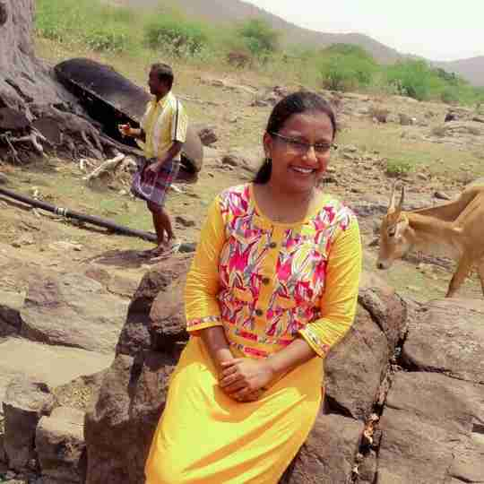 Reshma Shaik Havaldar's profile on Curofy