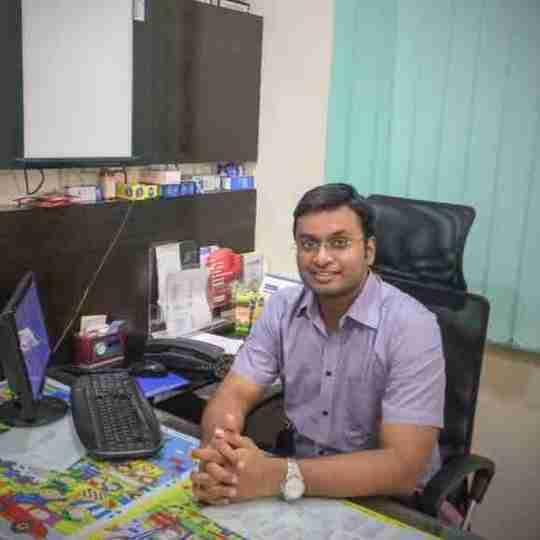 Dr. Arjun Sk's profile on Curofy