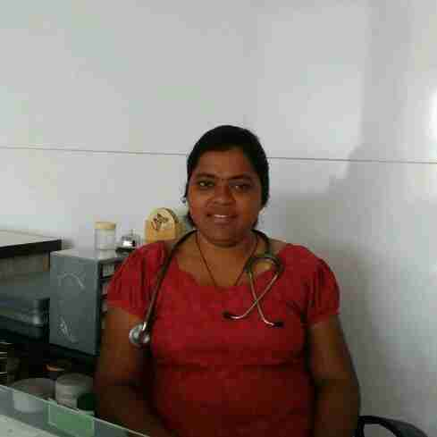 Dr. Sheetal Patil's profile on Curofy