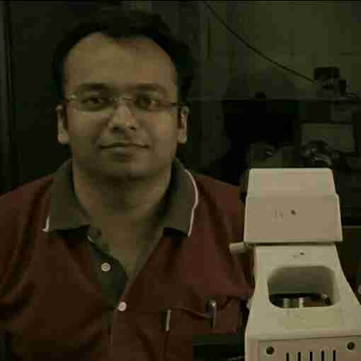 Dr. Parth Goswami's profile on Curofy