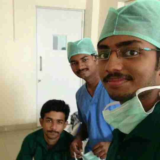 Deepak Vs's profile on Curofy