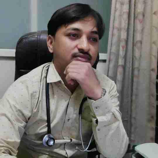 Dr. Tanaji Patil's profile on Curofy