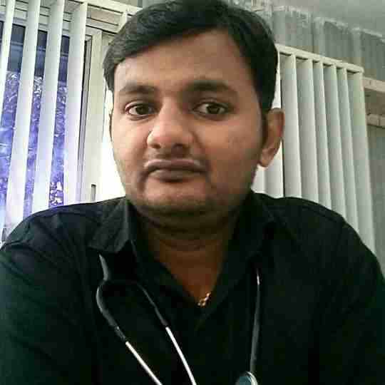 Dr. Sandip's profile on Curofy