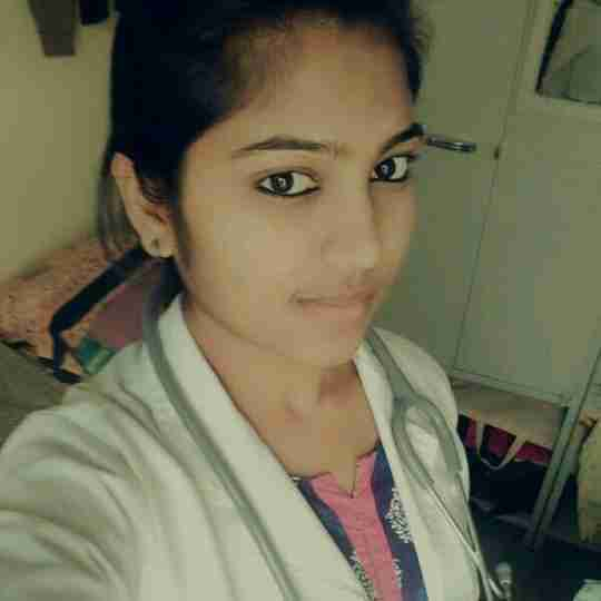 Dr. Tejaswini N's profile on Curofy