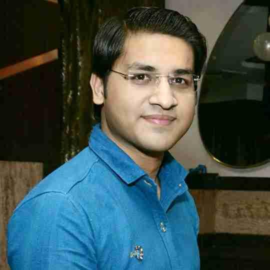 Dr. Jatin Kathiriya's profile on Curofy