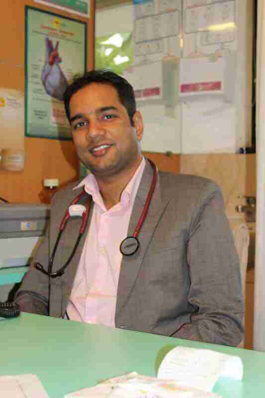 Dr. Abhishek Shukla's profile on Curofy