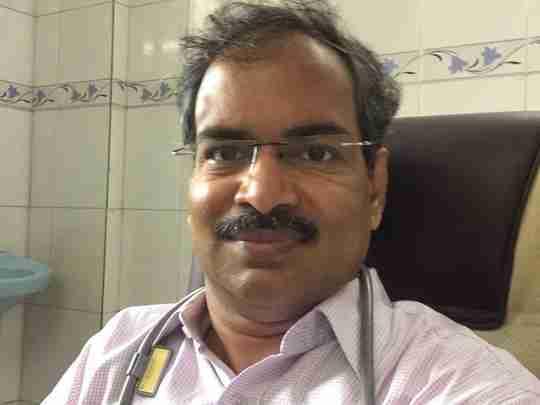 Dr. Sanjay Pingulkar's profile on Curofy