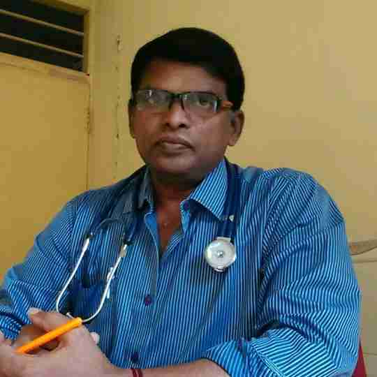 Dr. Ramesh Kumar Rangisetti's profile on Curofy