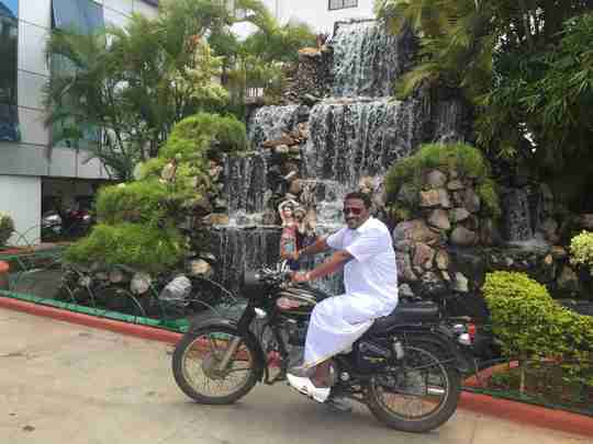 Dr. Bharath Kumar C's profile on Curofy