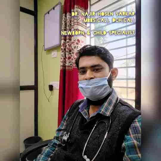 Dr. Najir Hosen Sarkar's profile on Curofy