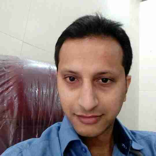 Dr. Mayank Kailashnath Pandey's profile on Curofy