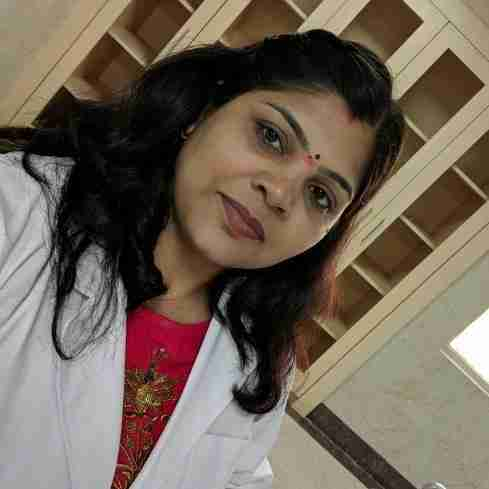 Dr. Richa Sharma's profile on Curofy