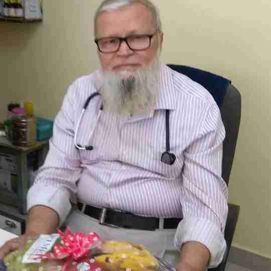 Dr. Anvar Basha's profile on Curofy