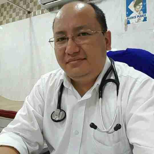 Dr. Vishal Golay's profile on Curofy