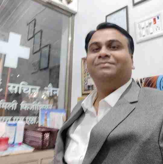 Dr. Sachin Jain's profile on Curofy