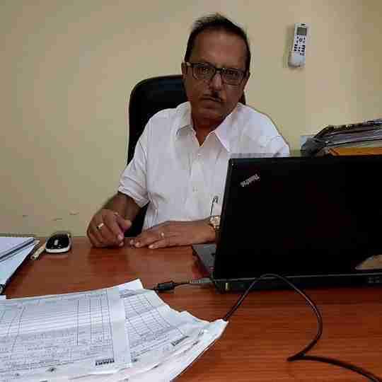 Dr. Parbati Prasad Chaliha's profile on Curofy