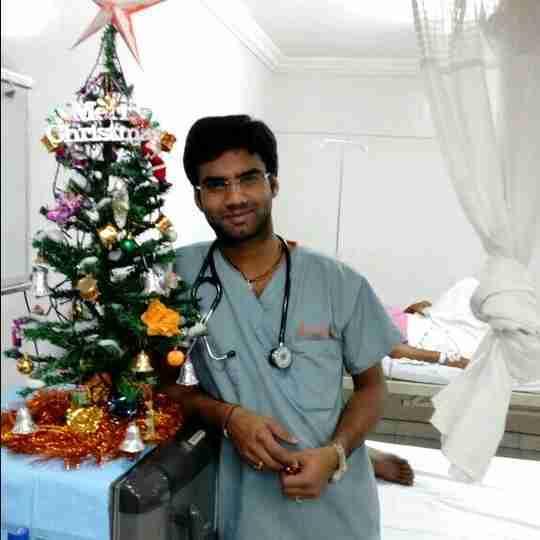 Dr. Satish Katuru's profile on Curofy