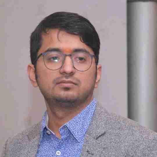 Shashwat Shekhar Singh's profile on Curofy