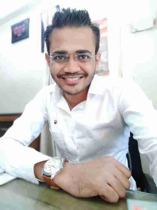 Dr. Vishal Kakadiya's profile on Curofy