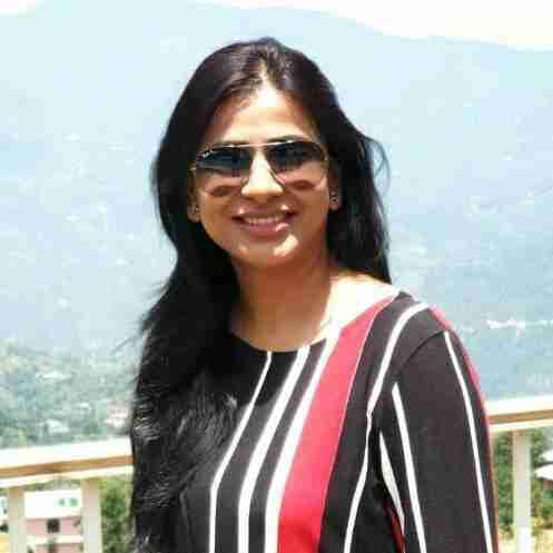 Dr. Asmita Mishra's profile on Curofy