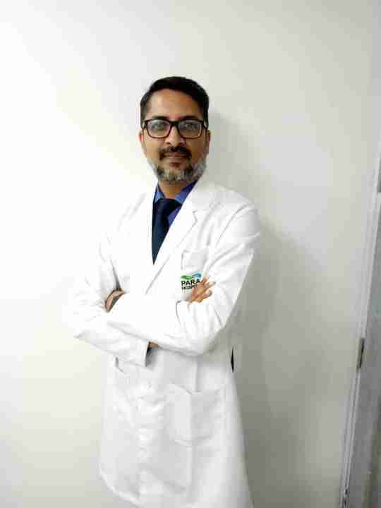 Dr. Vivek Gupta's profile on Curofy