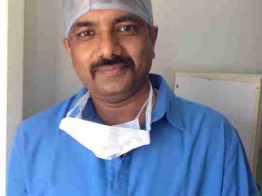 Dr. K V Vinod's profile on Curofy