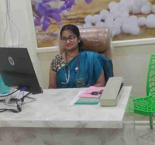 Dr. Veekshitha Mullagur's profile on Curofy
