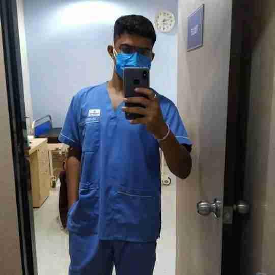 Dr. Hardik Dahima's profile on Curofy