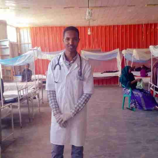 Dr. Mohamed Isak's profile on Curofy