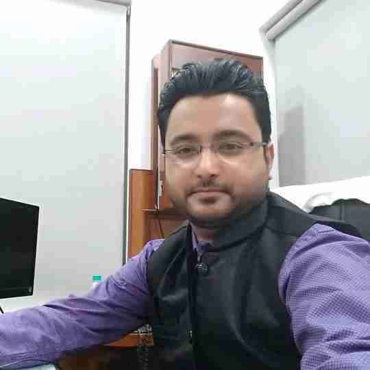 Dr. Nilotpal Dutta's profile on Curofy