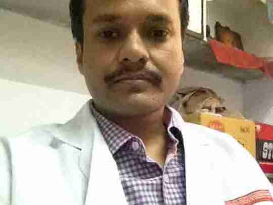 Dr. Shiv Mohan's profile on Curofy