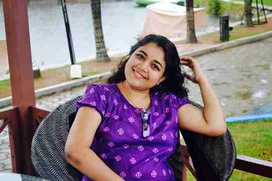 Dr. Sreeja Nair's profile on Curofy