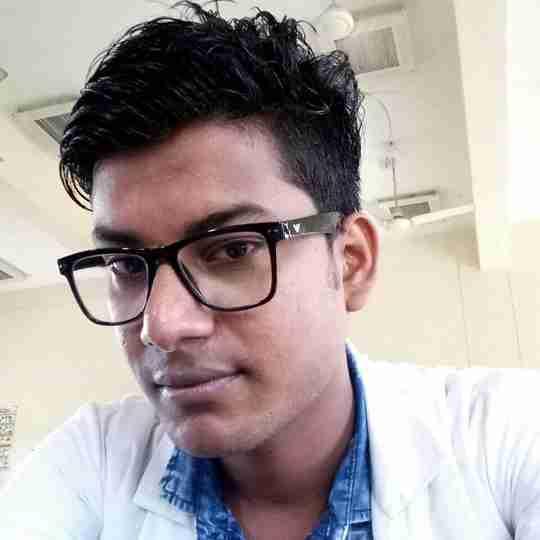 Vivek Ranjan's profile on Curofy