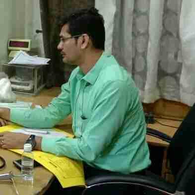 Dr. Deepak Raotole's profile on Curofy