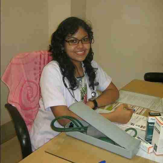 Dr. Darshana Deka's profile on Curofy