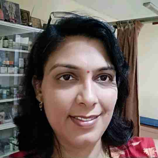 Dr. Preeti Patil's profile on Curofy