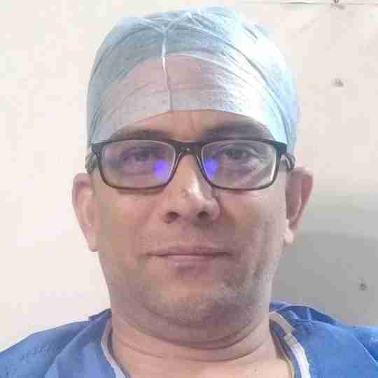 Dr. Sujit Behera's profile on Curofy