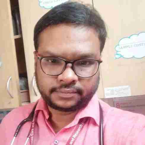 Dr. Vengadesh Manoharan's profile on Curofy