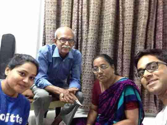 Dr. Ramakrishnan Sumaithangi's profile on Curofy
