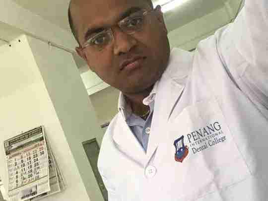 Dr. Mohan Babu Vairam's profile on Curofy