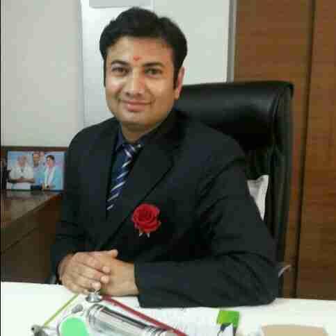 Dr. Prakash Kataria's profile on Curofy