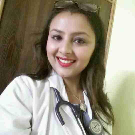 Dr. Jyoti Devinder's profile on Curofy