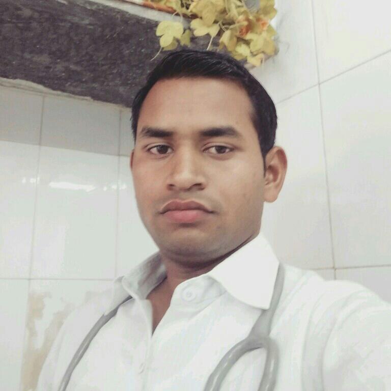 Dr. Ravi Shankar Sahu's profile on Curofy